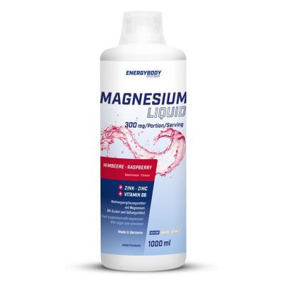 Magnesium Liquid 1000ml malina