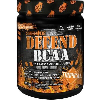 Defend BCAA 390g tropické ovoce