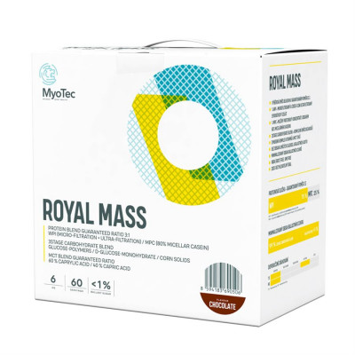 Royal Mass 6kg čokoláda