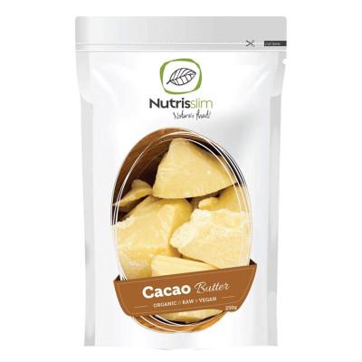 Cacao Butter Bio 250g (Kakaové máslo)