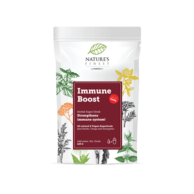 Immune Boost 125g (Směs adaptogenů)