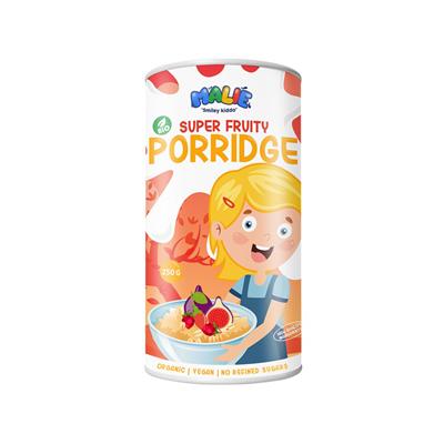 Malie Porridge super fruity Bio 250g (Ovesná kaše Bio s morušemi