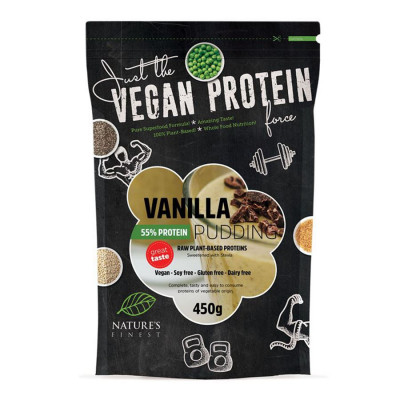 Protein Pudding 450g vanilla