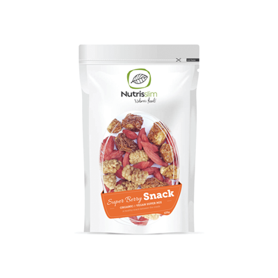 Super Berry Snack Bio 125g (Moruše