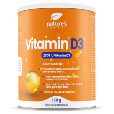 Vitamin D3 2000iu 150g