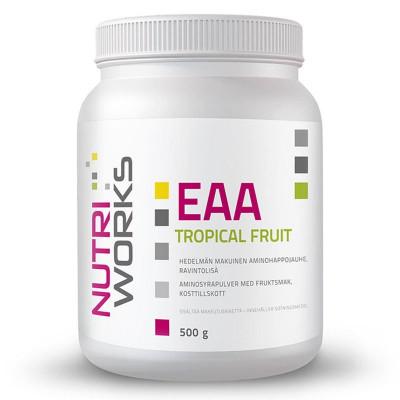 EAA 500g tropické ovoce + Vitamin C 200g ZDARMA