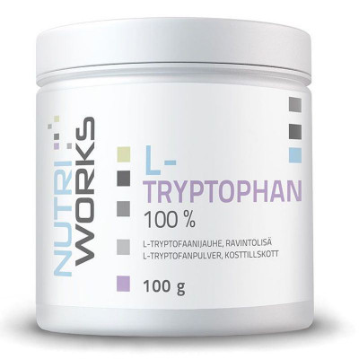 L-Tryptophan 100g