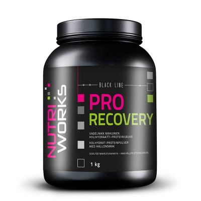 Pro Recovery 1kg malina + Vitamin C 200g ZDARMA