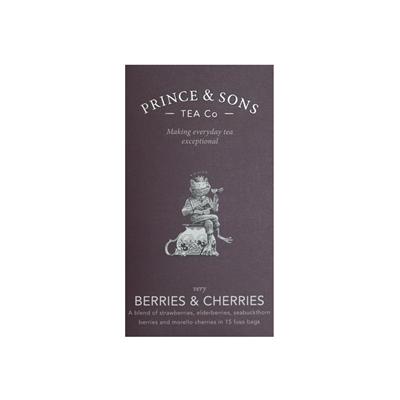 Berries and Cherries 15 sáčků (37