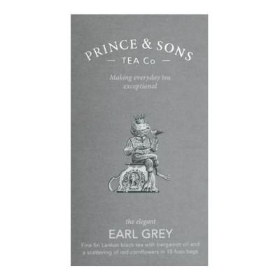 Earl Grey 15 sáčků (37