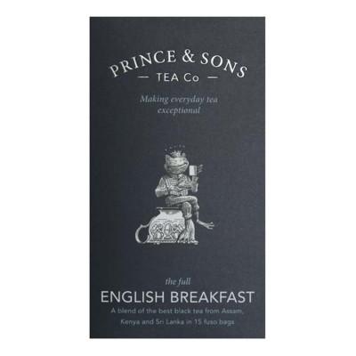 English Breakfast 15 sáčků (52