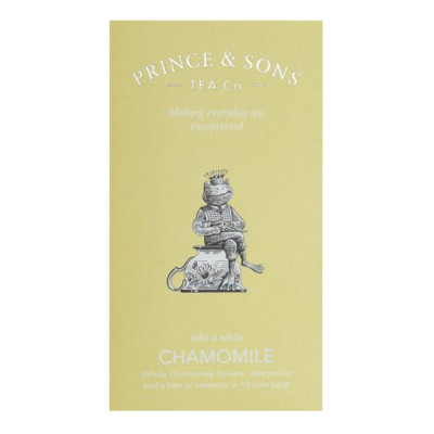 Chamomile Tea 15 sáčků (22