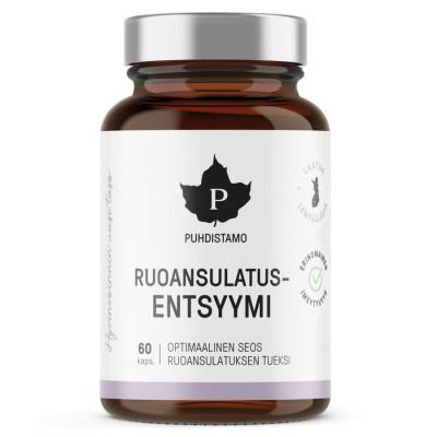 Digestive Enzymes 60 kapslí (Trávicí enzymy)