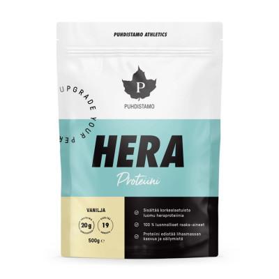 HERA Protein 500g vanilka