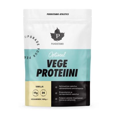 Optimal Vegan Protein 600g vanilka