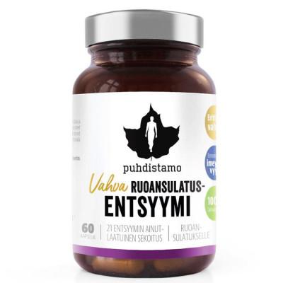 Super Digestive Enzymes 60 kapslí (Super trávicí enzymy)