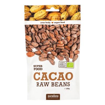 Cacao Beans BIO 200g (Kakaové boby)