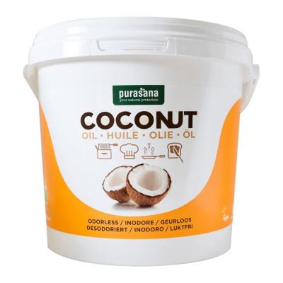 Coconut Oil BIO 2 l (Kokosový olej)