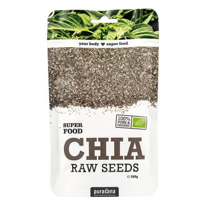 Chia Seeds BIO 200g (Chia semínka)