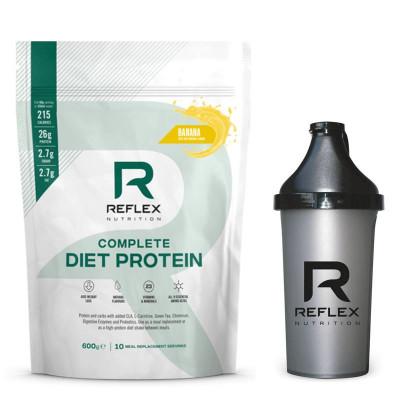 Complete Diet Protein 600g banán