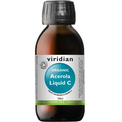 Acerola Liquid C 100ml Organic