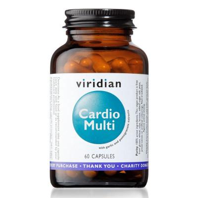Cardio Multi 60 kapslí (Multivitamín pro kardiovaskulární systém)