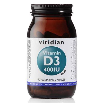 Vitamin D3 400iu 90 kapslí