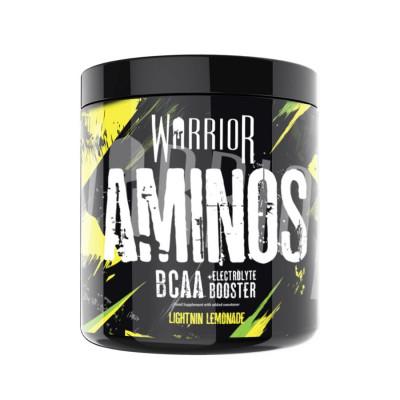 Aminos BCAA Powder 360g lightnin lemonade