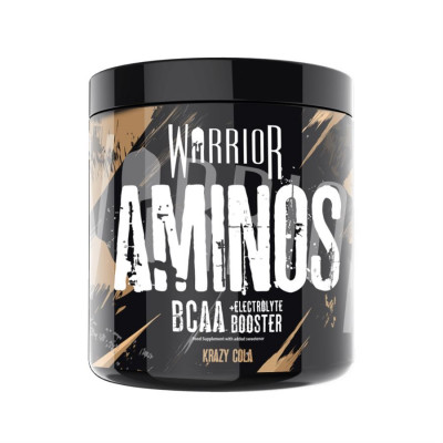 Aminos BCAA Powder 360g krazy cola