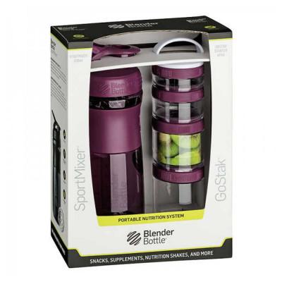 Sport Mixer® GoStak fialový