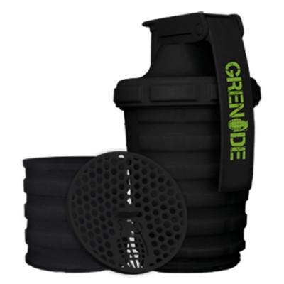 Šejkr Grenade - černý