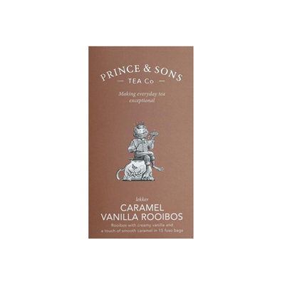 Caramel Vanilla Rooibos 15 sáčků (37