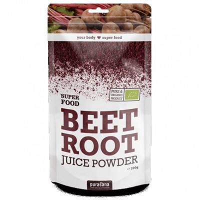 Beetroot Juice Powder BIO 200g (Červená řepa)