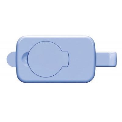 Ecosoft Dewberry Slim 3,5 l - filtrační konvice modrá