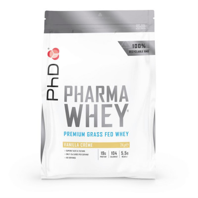 Pharma Whey 2kg vanilka