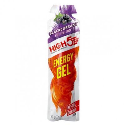 Energy Gel 40g New černý rybíz
