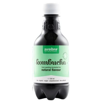 Purasana Kombucha BIO 330 ml natural
