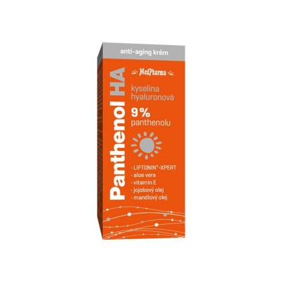 MedPharma Panthenol 9 % HA – anti-aging krém s kyselinou...