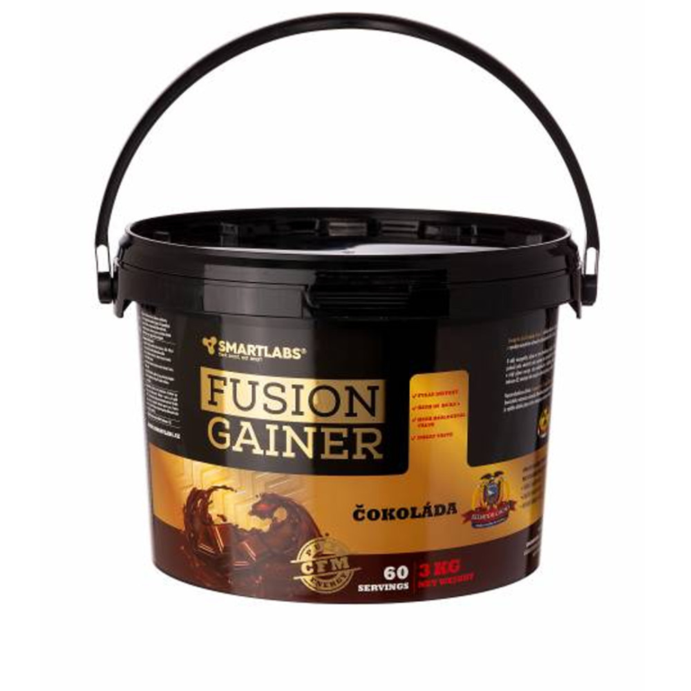 Smartlabs Fusion Gainer 3 kg