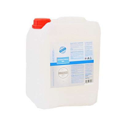 Topvet Antibakteriální gel na ruce - Hedvábí 5 l