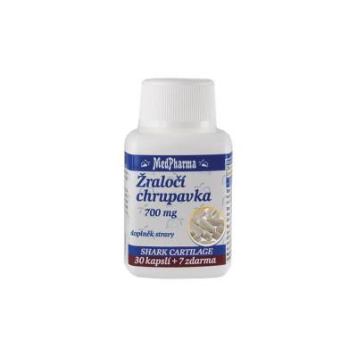 MedPharma Žraločí chrupavka 700 mg 37 kapslí