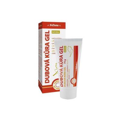 MedPharma Dubová kůra gel Natural 75 g