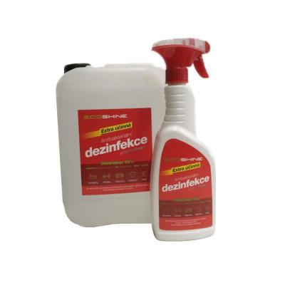 EcoShine antibakteriální dezinfekce povrchů s...