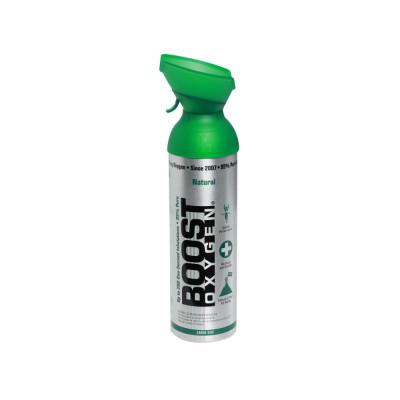 BOOST Oxygen Natural inhalační kyslík v plechovce 5 l