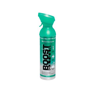 BOOST Oxygen Mentol - Eucalyptus inhalační kyslík v...