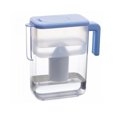 Dewberry SlimLine 3,5 l - filtrační konvice modrá